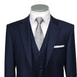 Vintage wool & cashmere suit hire