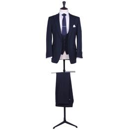 Slim fit lounge suit hire