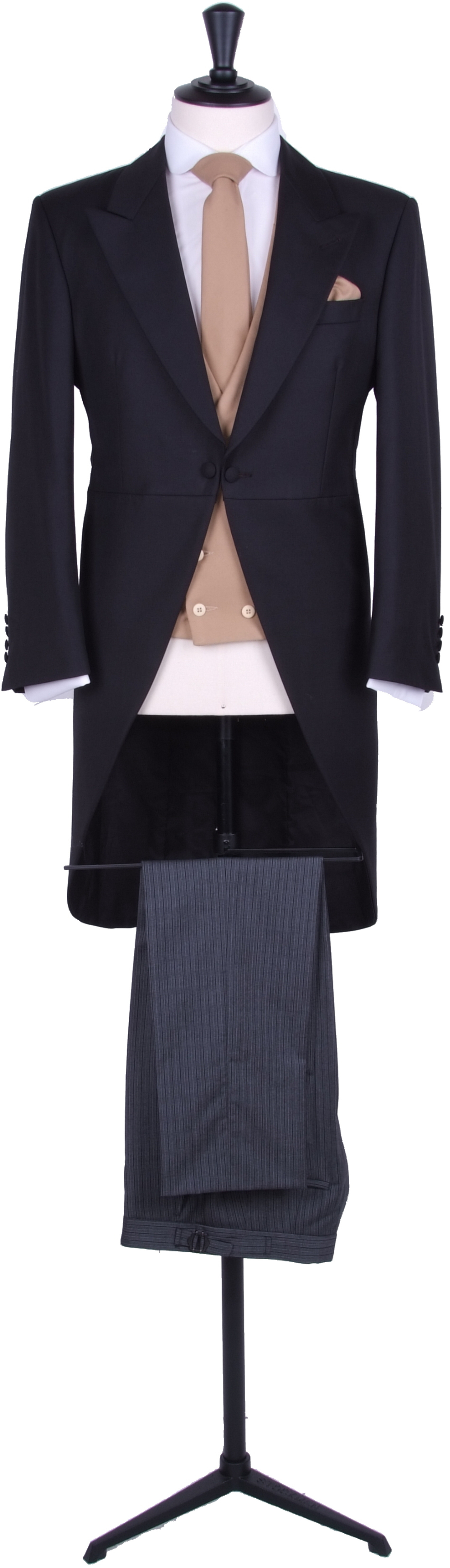 Light weight tailcoat suit