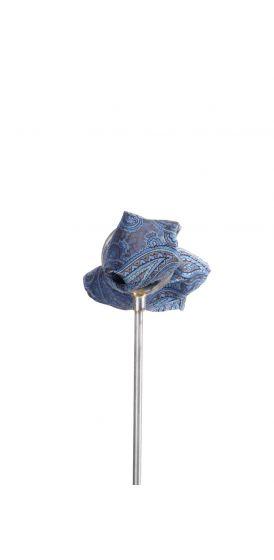 Italian paisley handkerchief