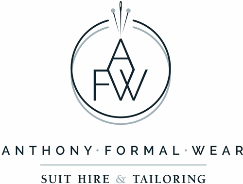 Anthony Formal Wear suit hire & tailoring