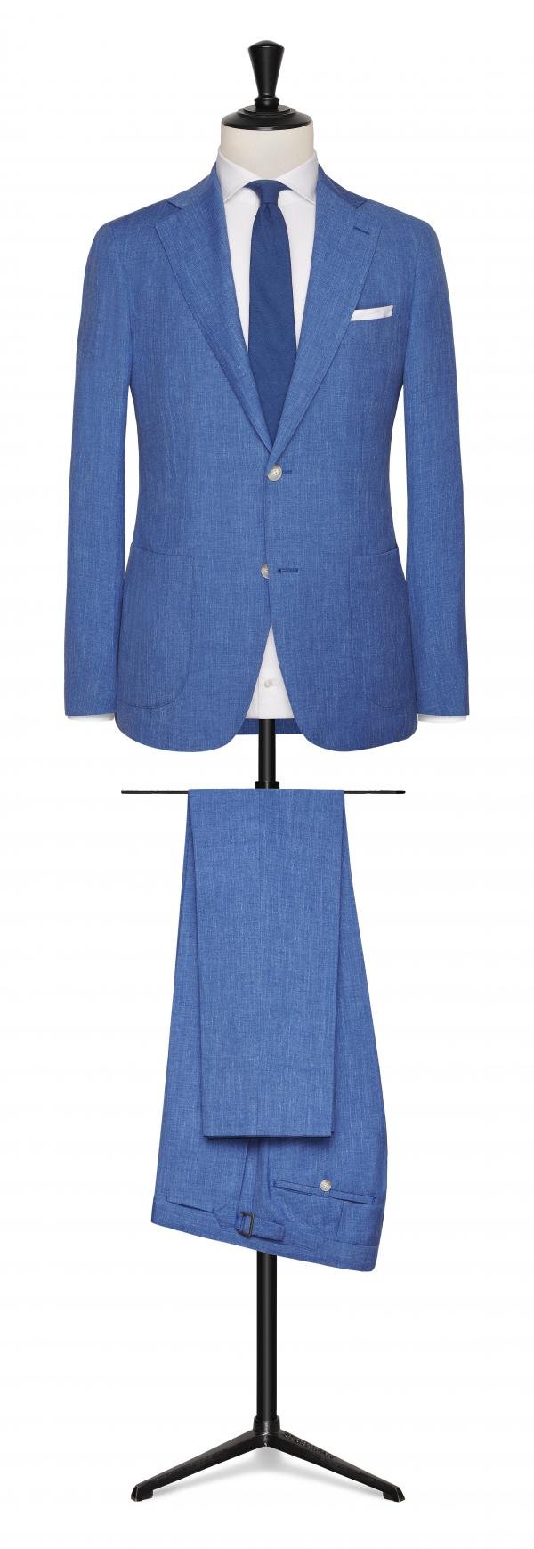 Made to measure wedding suit