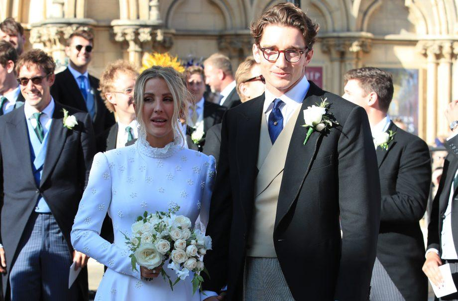 Casper Jopling wedding suit
