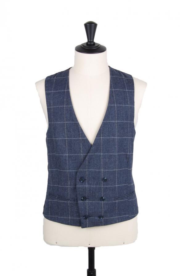 Wedding waistcoat designs & shapes