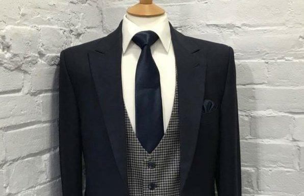 New for 2018 wedding suit hire.