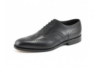 classic brouge wedding shoe