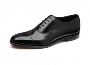 Classic toe cap wedding shoe