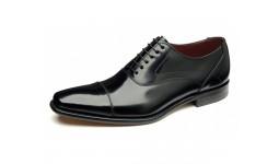 Contemporary toe cap wedding shoe