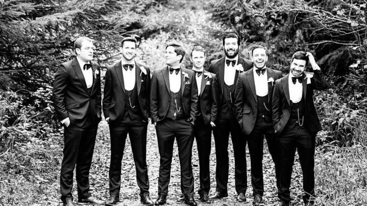 Ultimate grooms made to measure suit - Video
