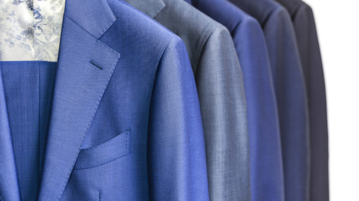 The ultimate made to measure wedding suit.