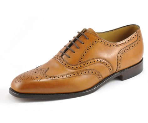 Loake Buckingham tan