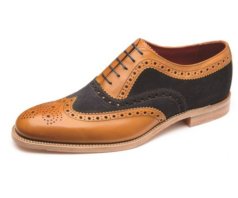 Loake Thompson tan