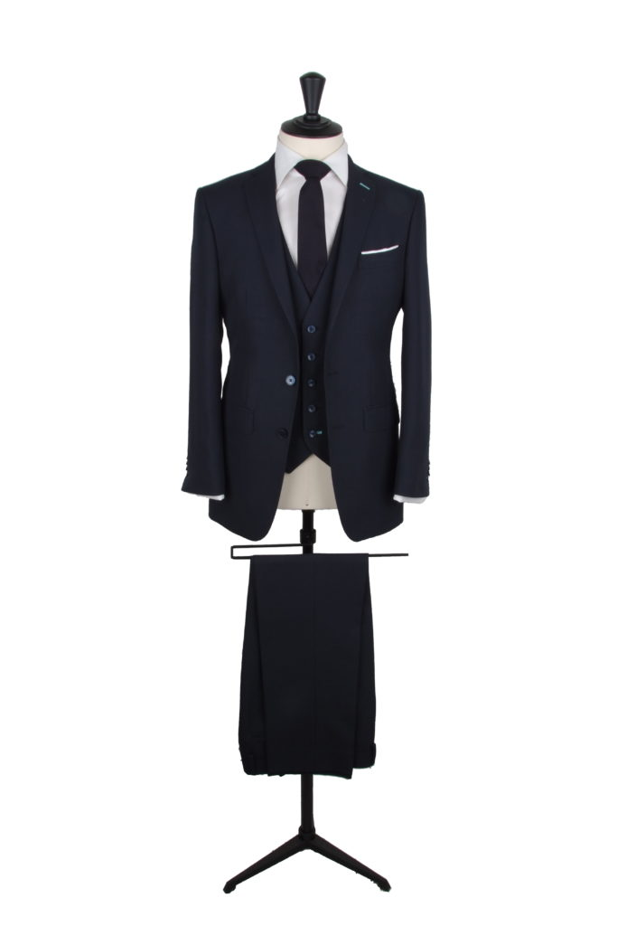 Recreate John Torode's wedding suit in our custom made range