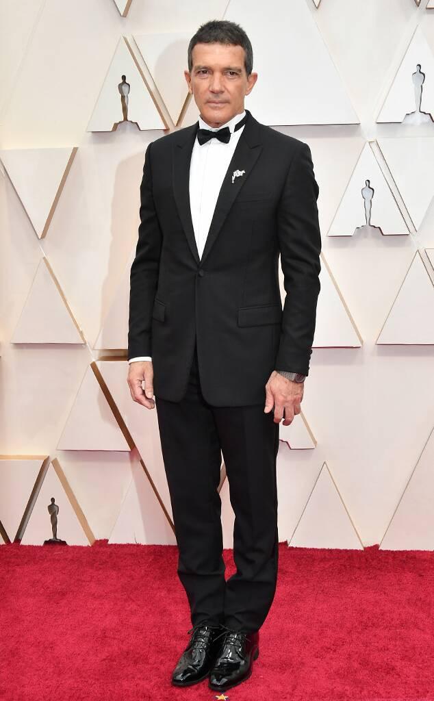 The Oscars 2020 - Antonio Banderas