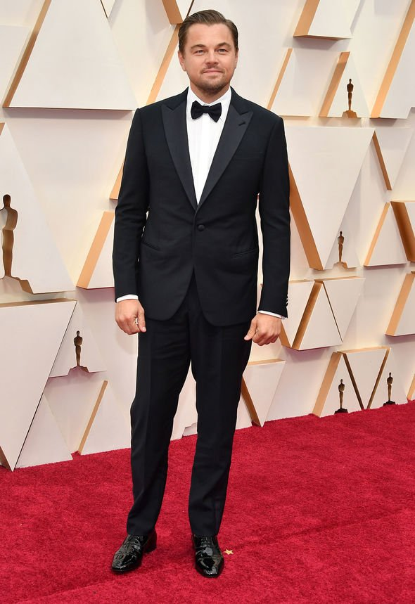 Leonardo DiCaprio The Oscars 2020