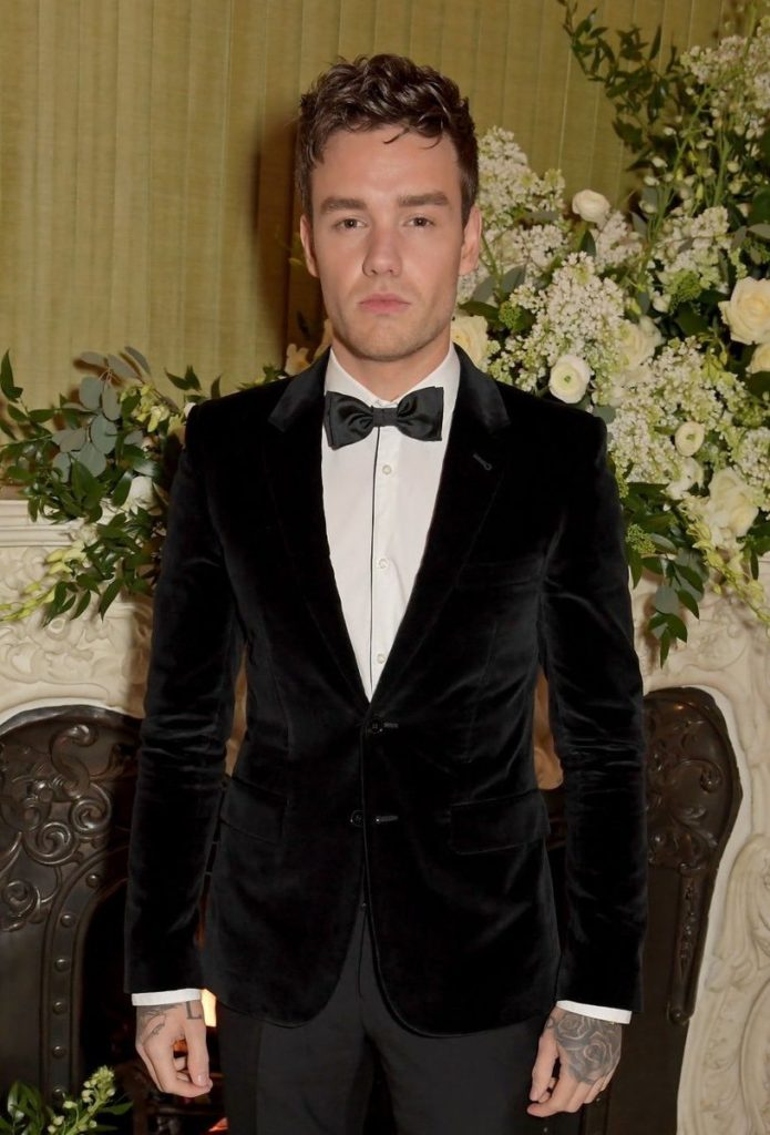 Liam Payne BAFTA after party 2020
