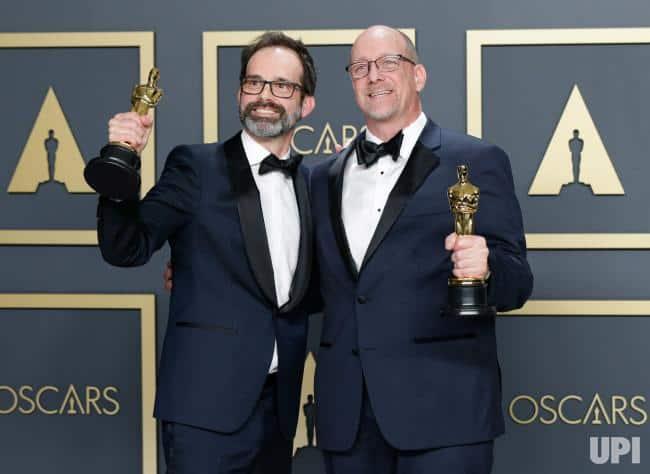 Michael McCusker & Andrew Buckland Oscars 2020