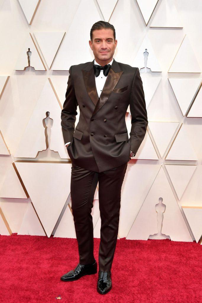 Omar Sherif Junior Oscars 2020
