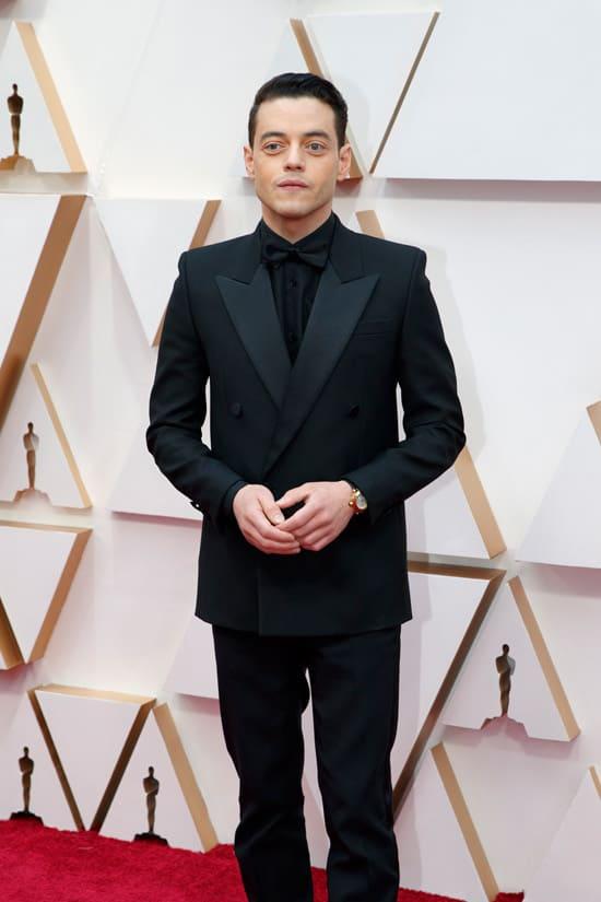Rami Malek The Oscars 2020