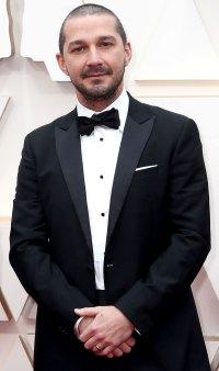 Shia LaBeouf The Oscars 2020
