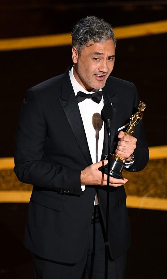 Taika Waititi The Oscars 2020