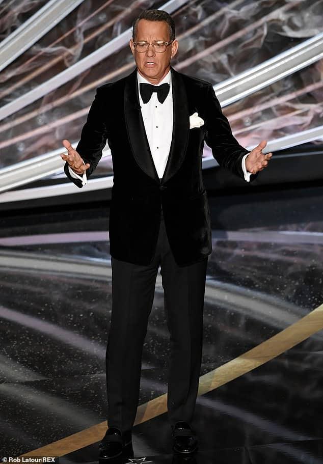 Tom Hanks The Oscars 2020